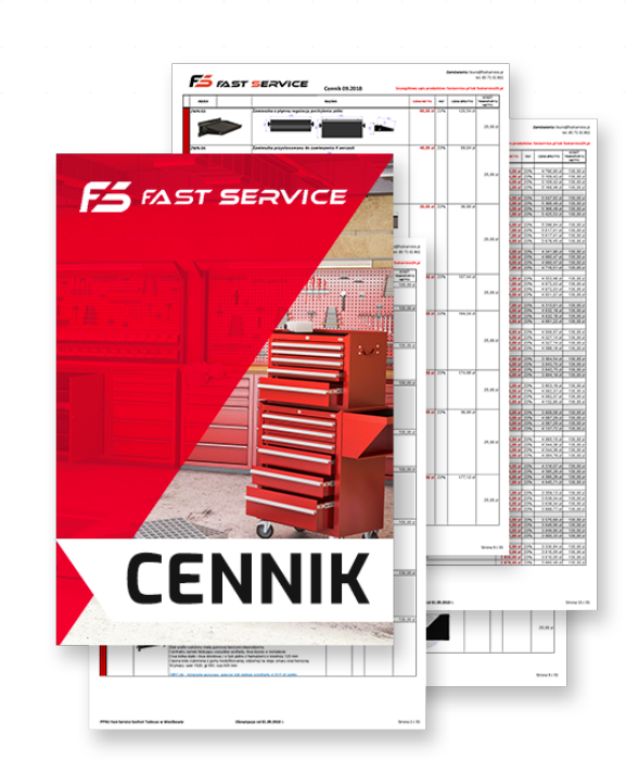 cennik fast service