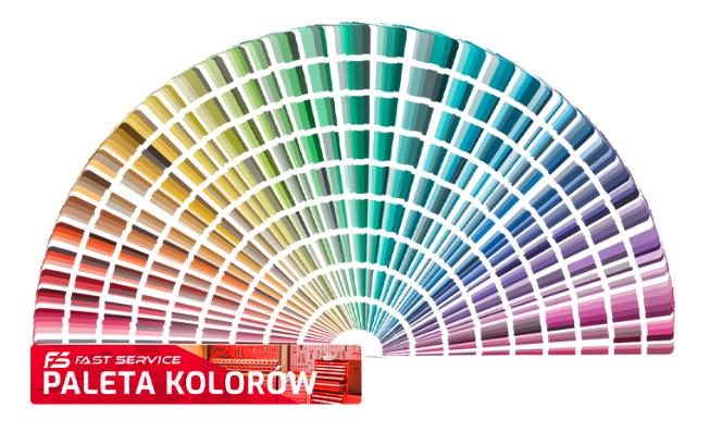 paleta kolorow fast service
