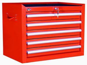 Nadstawka narzędziowa z 5 szufladami - P-1-01-02