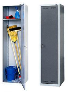 Szafa przemysłowa 1 drzwiowa (1 półka) - S-1-01-00