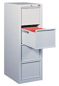 Szafka kartotekowa 4-szufladowa - S-5-01-00