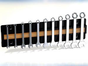 Zawieszka magnetyczna na komplet kluczy - ZWN-08