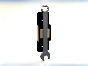 Zawieszka magnetyczna do zawieszenia 1 klucza - ZWN-09
