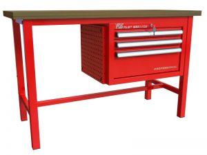 Stół warsztatowy (szer. blatu 1400mm) - P-3-021-01