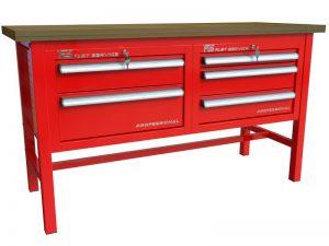 Stół warsztatowy (szer. blatu 1570mm) - P-3-033-01