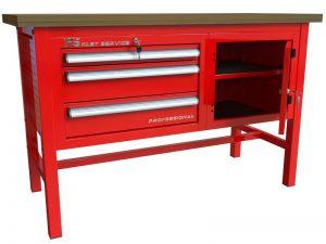 Stół warsztatowy (szer. blatu 1400mm) - P-3-04-01