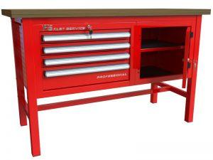 Stół warsztatowy (szer. blatu 1400mm) - P-3-042-01