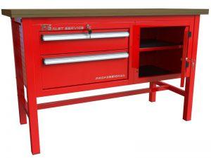 Stół warsztatowy (szer. blatu 1400mm) - P-3-043-01