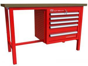 Stół warsztatowy (szer. blatu 1400mm) - P-3-051-01
