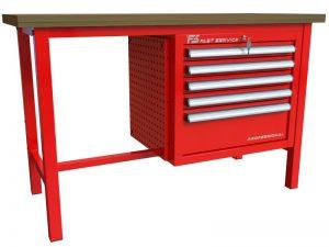 Stół warsztatowy (szer. blatu 1400mm) - P-3-052-01