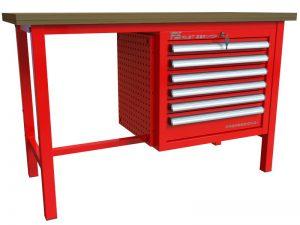 Stół warsztatowy (szer. blatu 1400mm) - P-3-053-01