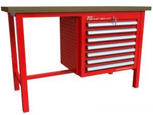 Stół warsztatowy (szer. blatu 1400mm) - P-3-054-01