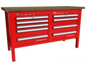 Stół warsztatowy (szer. blatu 1570mm) - P-3-061-01