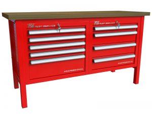 Stół warsztatowy (szer. blatu 1570mm) - P-3-062-01