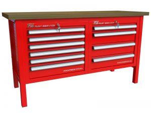 Stół warsztatowy (szer. blatu 1570mm) - P-3-063-01