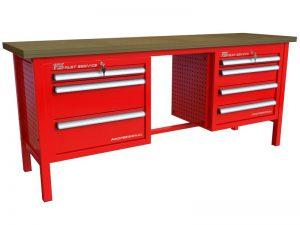 Stół warsztatowy (szer. blatu 2070mm) - P-3-135-01