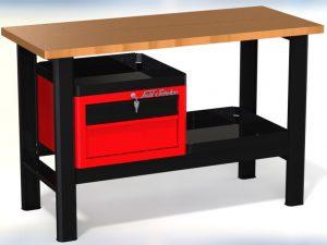 Stół warsztatowy (szer. blatu 1400mm) - N-3-09-01