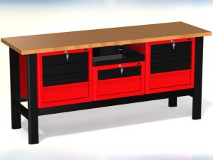 Stół warsztatowy (szer. blatu 1960mm) - N-3-20-01