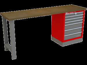 Stół warsztatowy - T-13-01