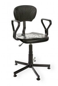Krzesło warsztatowe Pur Active PD RKW-22
