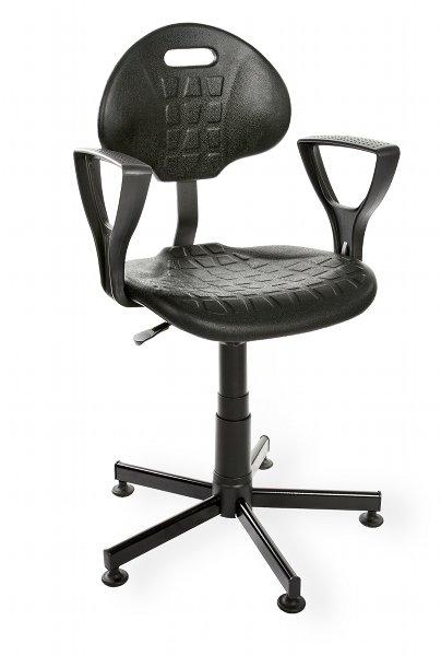 Krzesło przemysłowe PurMax PD RKW-03