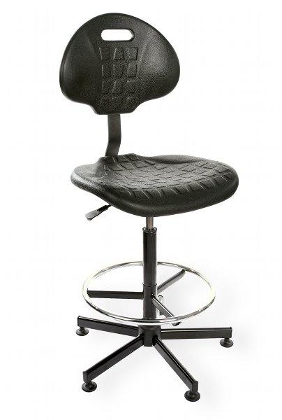 Krzesło przemysłowe PurMax H RING RKW-05