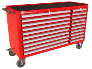 Wózek warsztatowy MEGA z 20 szufladami PM-210-10