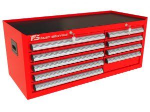 Nadstawka wózka TRUCK z 9 szufladami PNT-150-51