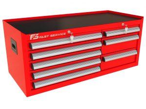 Nadstawka wózka TRUCK z 8 szufladami PNT-150-52