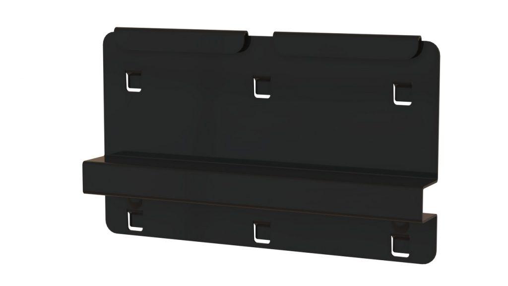 Listwa na 2 pojemniki P1 ZW-P1-2