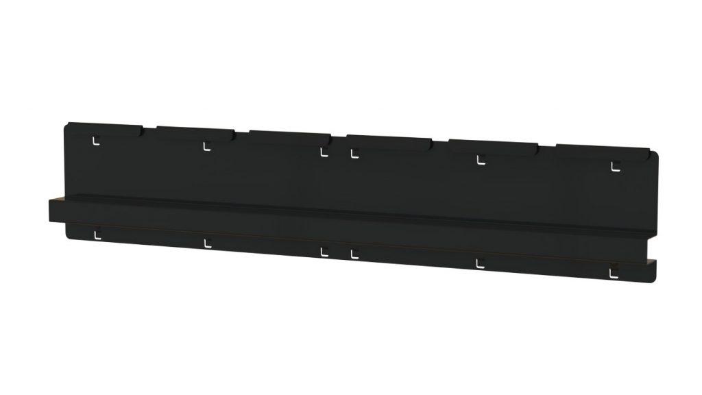 Listwa na 6 pojemników P2 ZW-P2-6