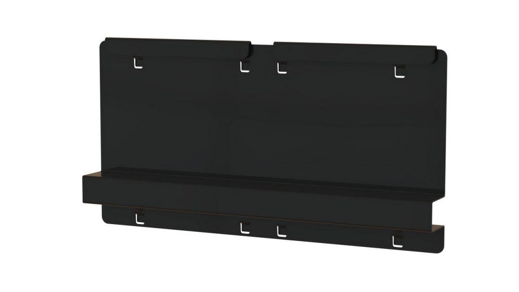 Listwa na 2 pojemniki P3 ZW-P3-2