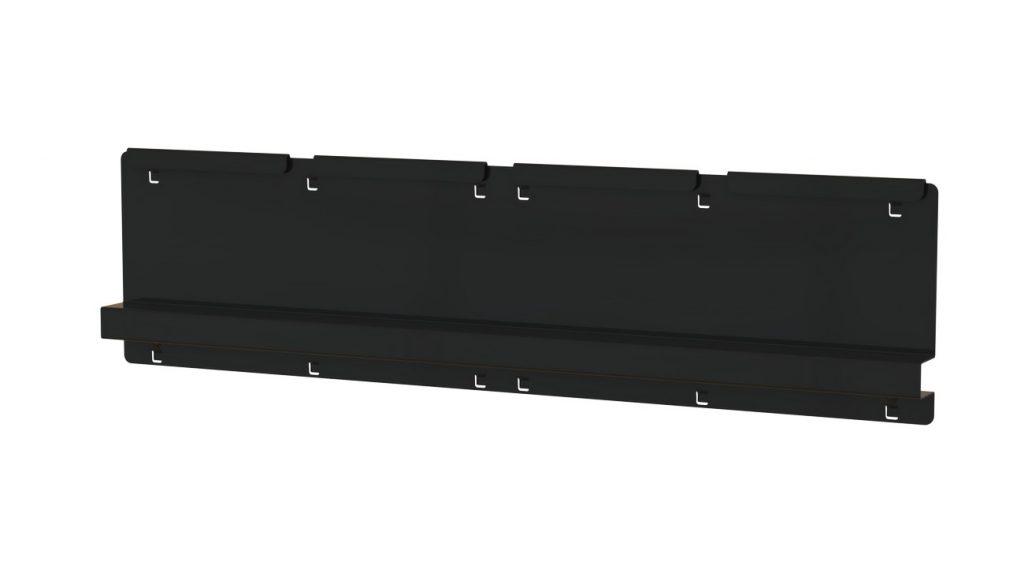 Listwa na 4 pojemniki P3 ZW-P3-4